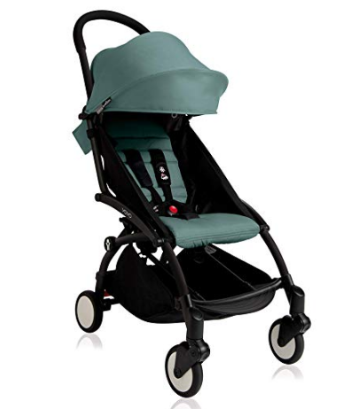 a review about the Babyzen Yoyo stroller