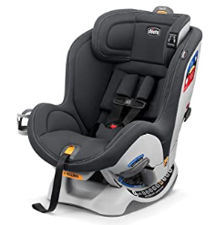 Chicco NextFit sport convertible graphite car seat