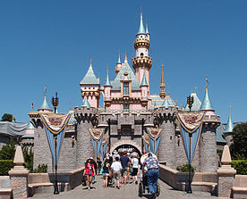 Sleeping Beauty Castle Disneyland Anaheim