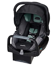 Evenflo Safe Max Infant Car Seat