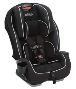 Graco Milestone 3_in_1 convertible car seat
